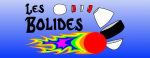 Logo de la ligue Les Bolides